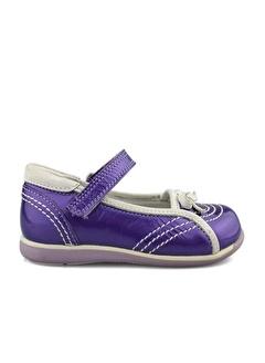Cici Bebe Ayakkabı Rugan Kız Çocuk Ayakkabısı